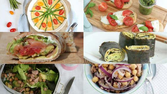 Gezond eten is echt niet moeilijk. Het draait om een goede voorbereiding. Probeer eens één van de 10 gezonde lunch recepten uit. Makkelijk en lekker.