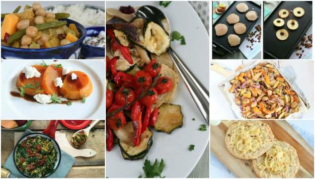 Weekmenu 41 makkelijke recepten