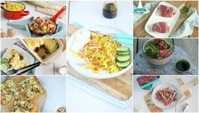 weekmenu 43 makkelijke recepten