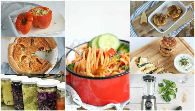Weekmenu 45 makkelijke recepten