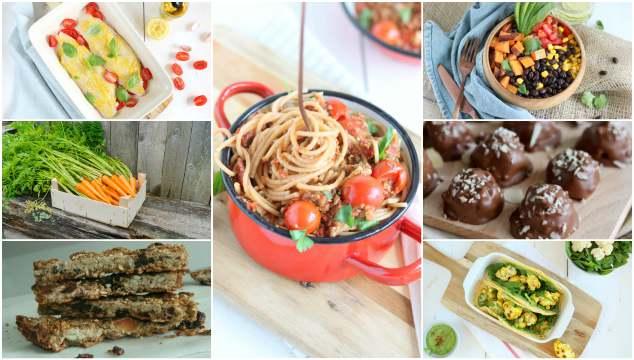 Weekmenu 48 makkelijke recepten