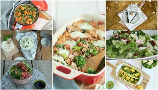 Weekmenu 58 makkelijke recepten