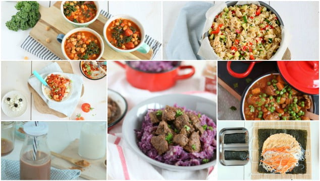 recepten voor lekker eten