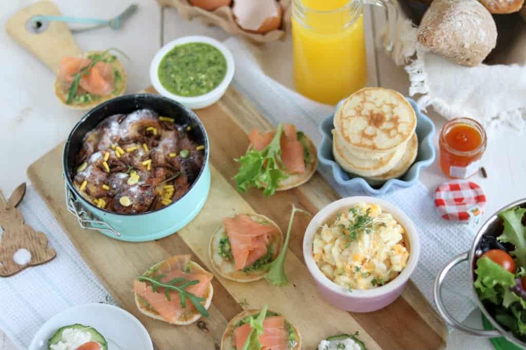 Lekker eten met Linda – paasbrunch recepten