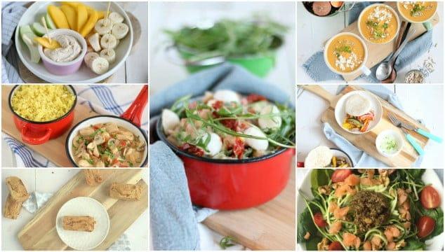 weekmenu 62 makkelijke recepten