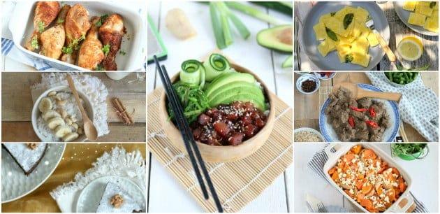 weekmenu 85 makkelijke recepten