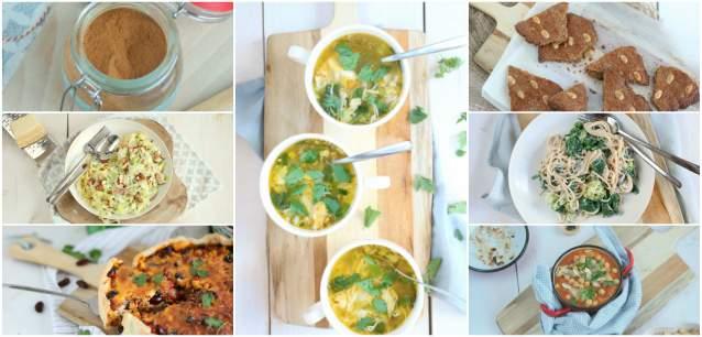 Weekmenu 89 makkelijke recepten