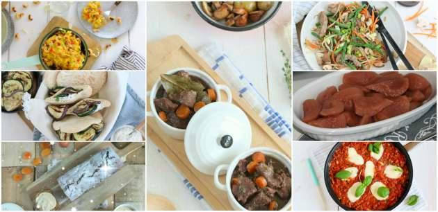 Weekmenu 90 makkelijke recepten
