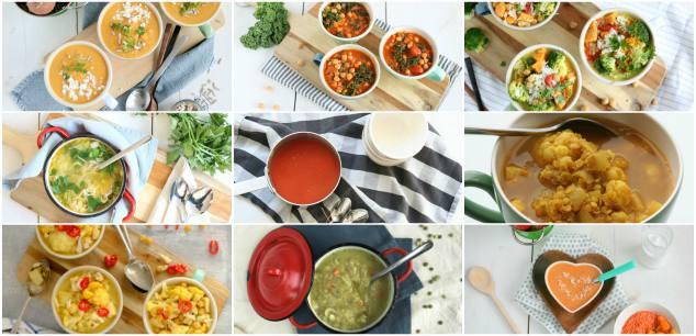 De lekkerste maaltijdsoep recepten