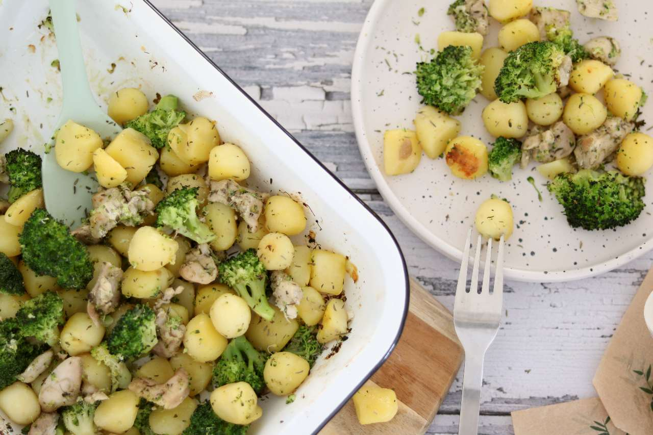 Lekker eten met Linda – krieltjes met broccoli