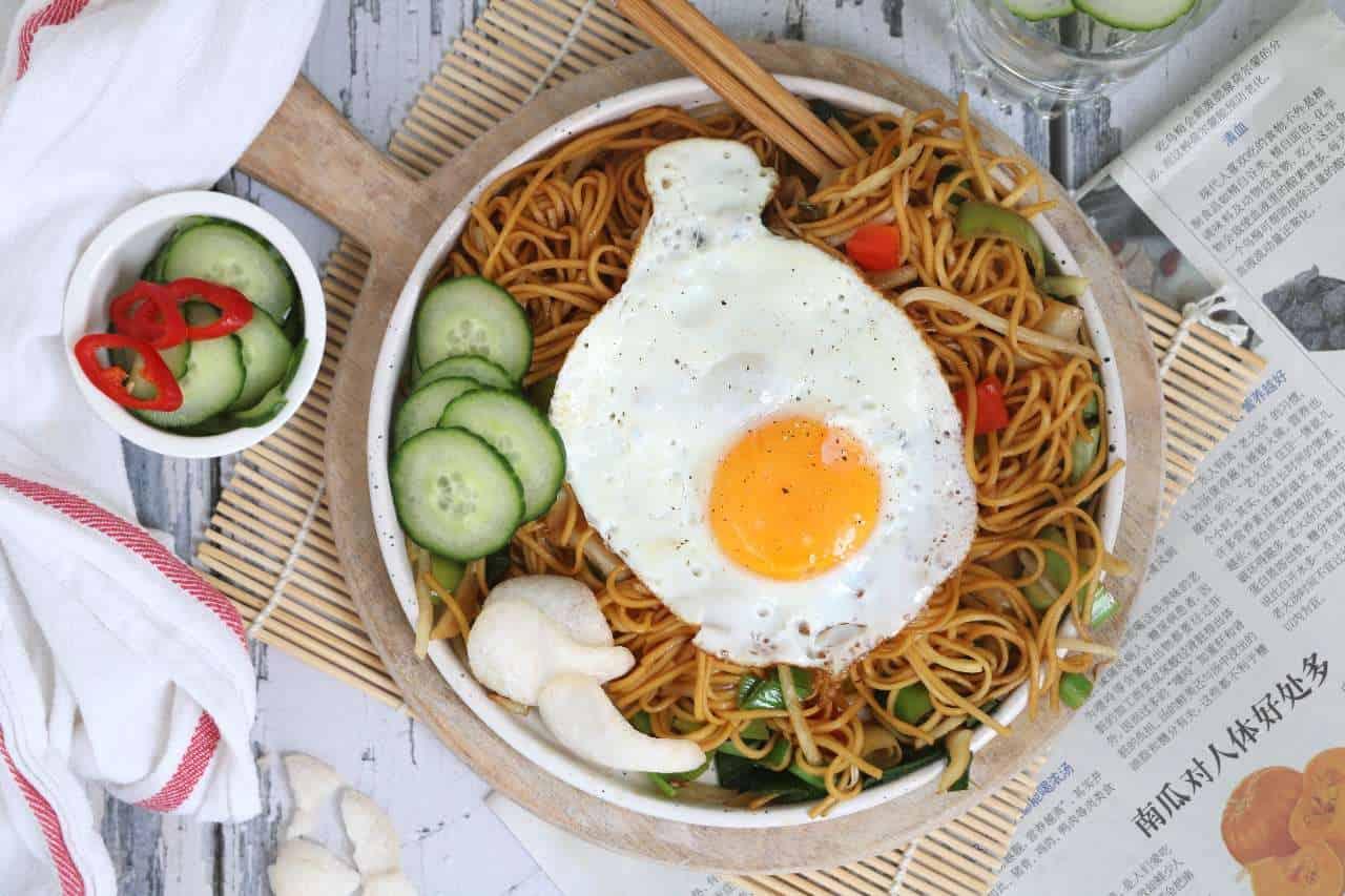 Lekker eten met Linda – snelle bami