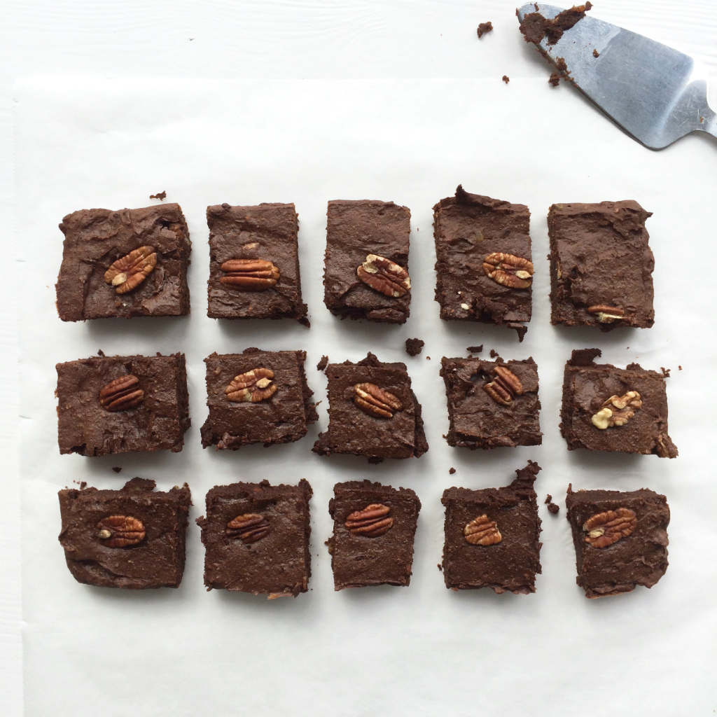 healthy snack brownie