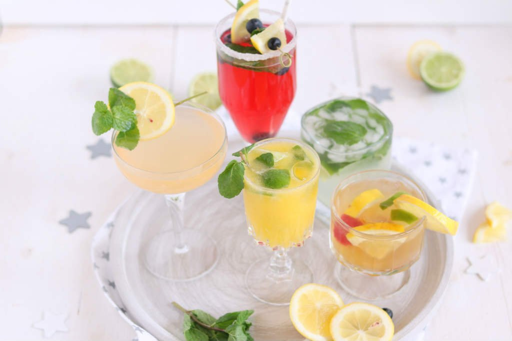 Alcoholvrije cocktails