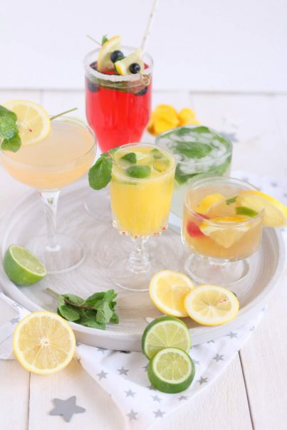5 x alcoholvrije cocktails
