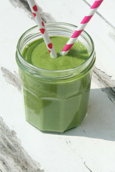 groene smoothie vitamine monster
