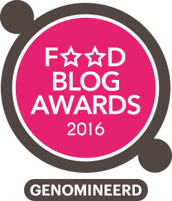 Lekker eten met Linda – food blog awards
